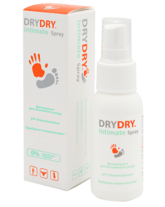 DRYDRY Intimate Spray