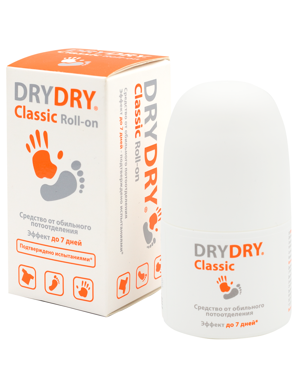 Фото Dry Dry Classic Roll-on
